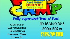 Kids Camp February