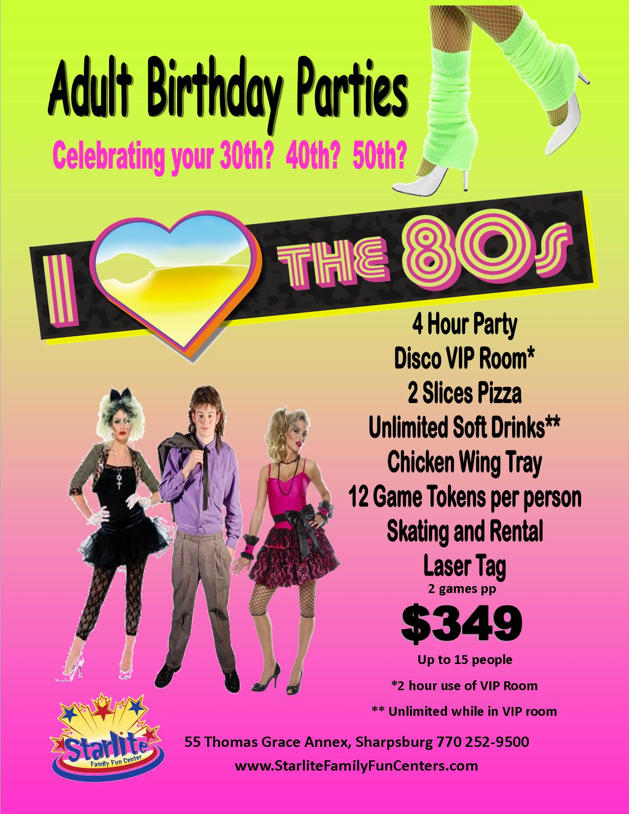 Adult Party Places 63
