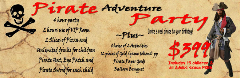 pirate party for web