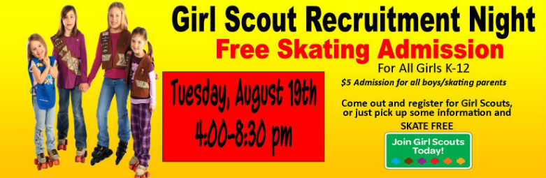 girl scout recruitment for web