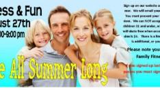 family fitness web
