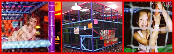 Indoor playground at Starlite in Stockbridge