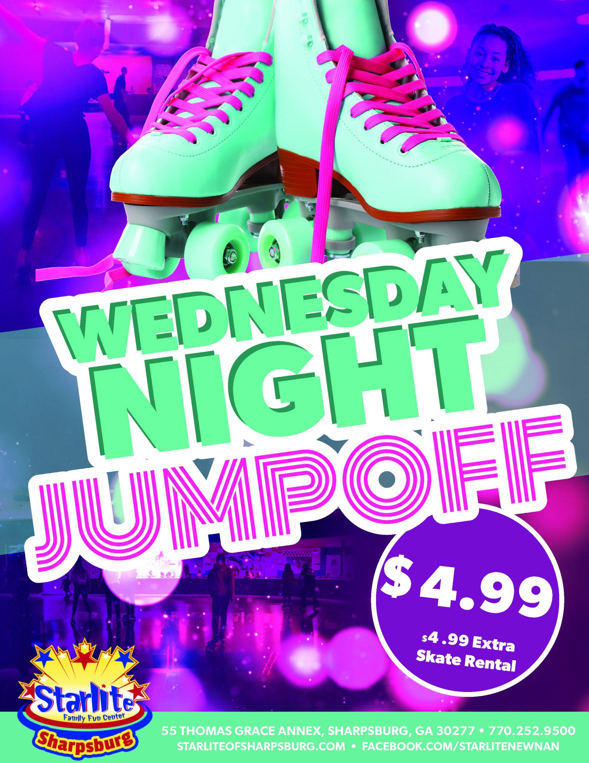GA21-007 Wednesday Night Jumpoff-Sharpsburg 4.99